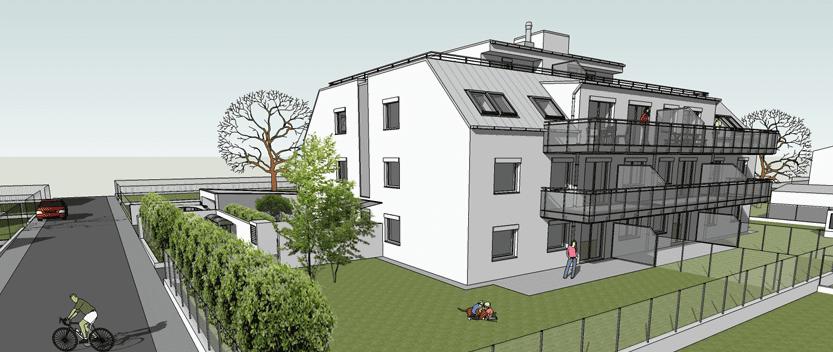 Bauprojekte In Wien Korneuburg Und Putzing Am See